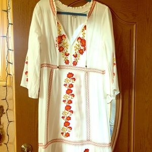 Arnhem Willow Maxi dress AU 12 US 10